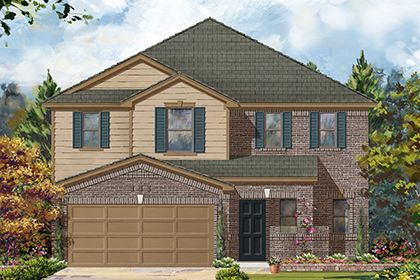 Cayden Creek By KB Home In Houston Texas