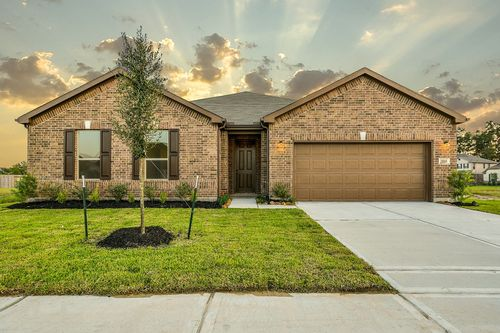 Brookwood Forest Landing By KB Home In Houston Texas