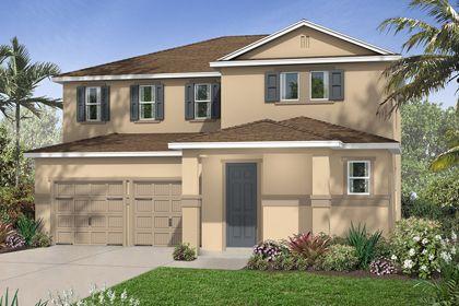lake hancock preserve ii by kb home in orlando florida - New Homes In Winter Garden Florida