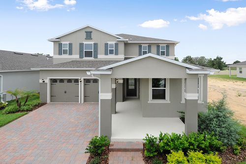Orchard Park By KB Home In Orlando Florida