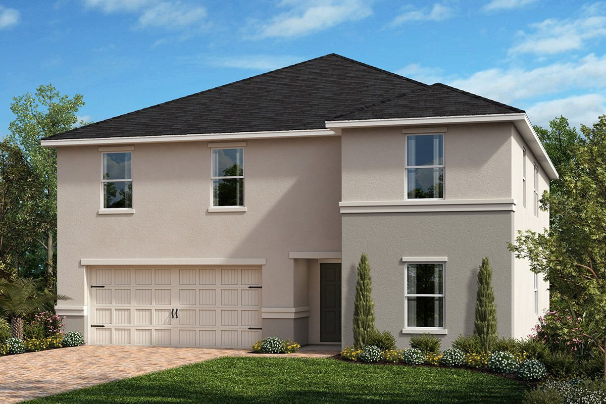 orchard park in winter garden fl new homes u0026 floor plans by kb home