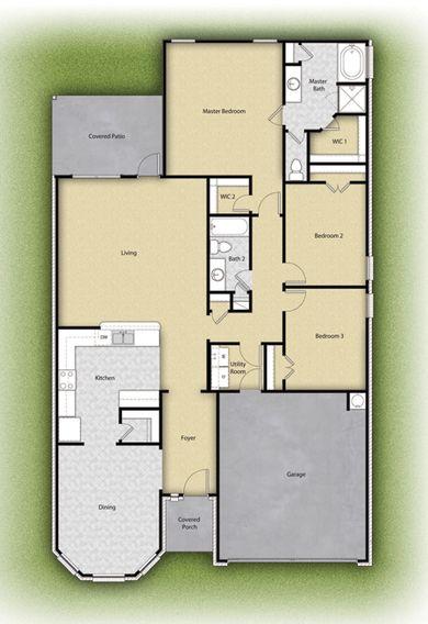 Lgi Homes Floor Plans