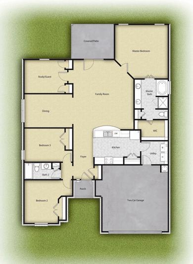 Lgi Homes Floor Plans San Antonio