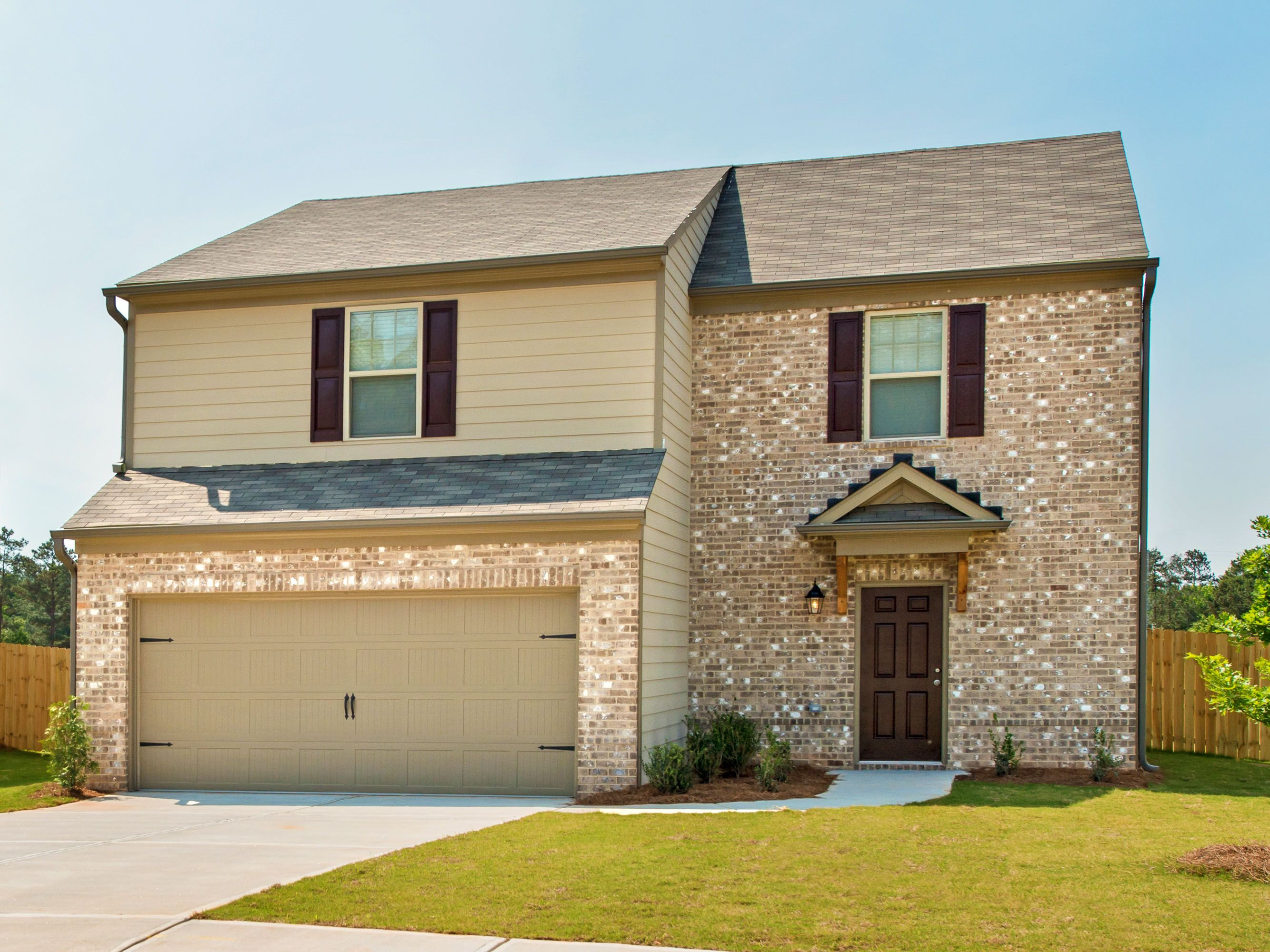 Highlands North in Dallas GA New Homes Floor Plans by LGI Homes