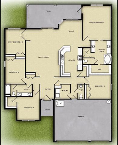floor plan key west lgi homes key west