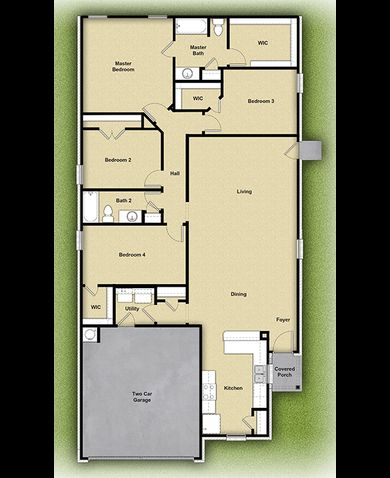 Lgi Homes Floor Plans | New Homes Search Home Builders And New Homes For Sale Pecos