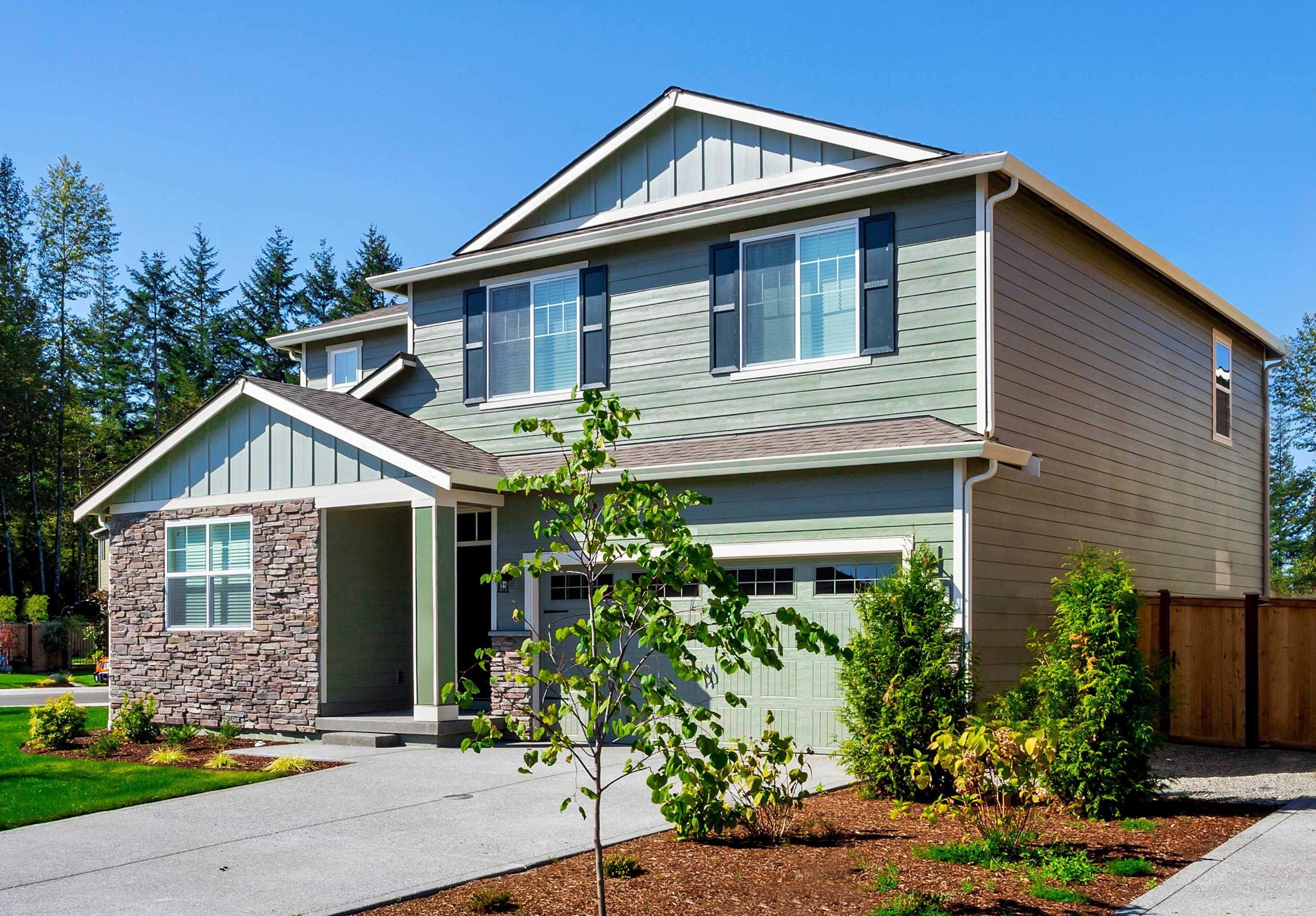 New Homes for Sale Steilacoom Washington