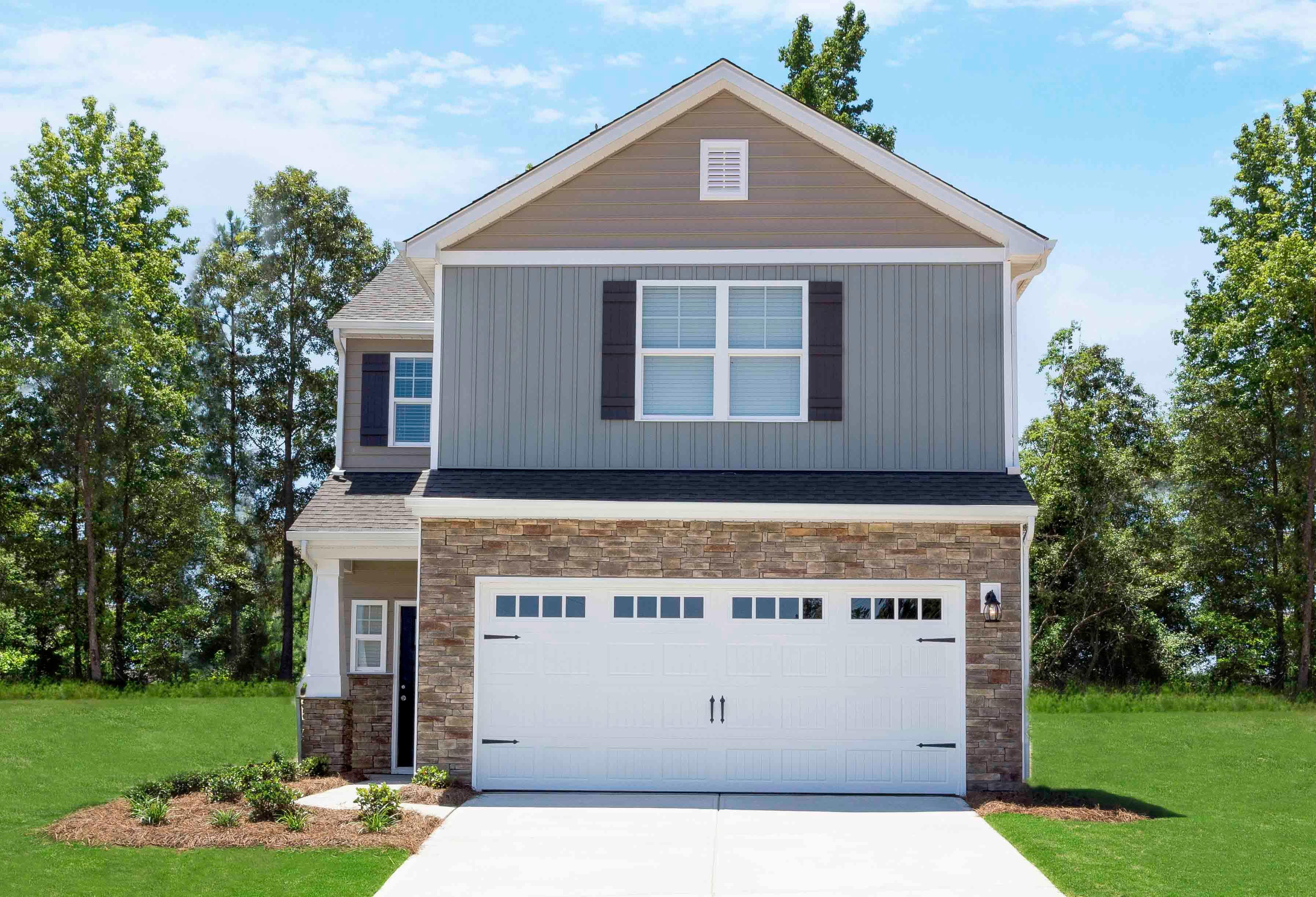 Pecan Ridge in Fort Mill SC New Homes Floor Plans by LGI Homes