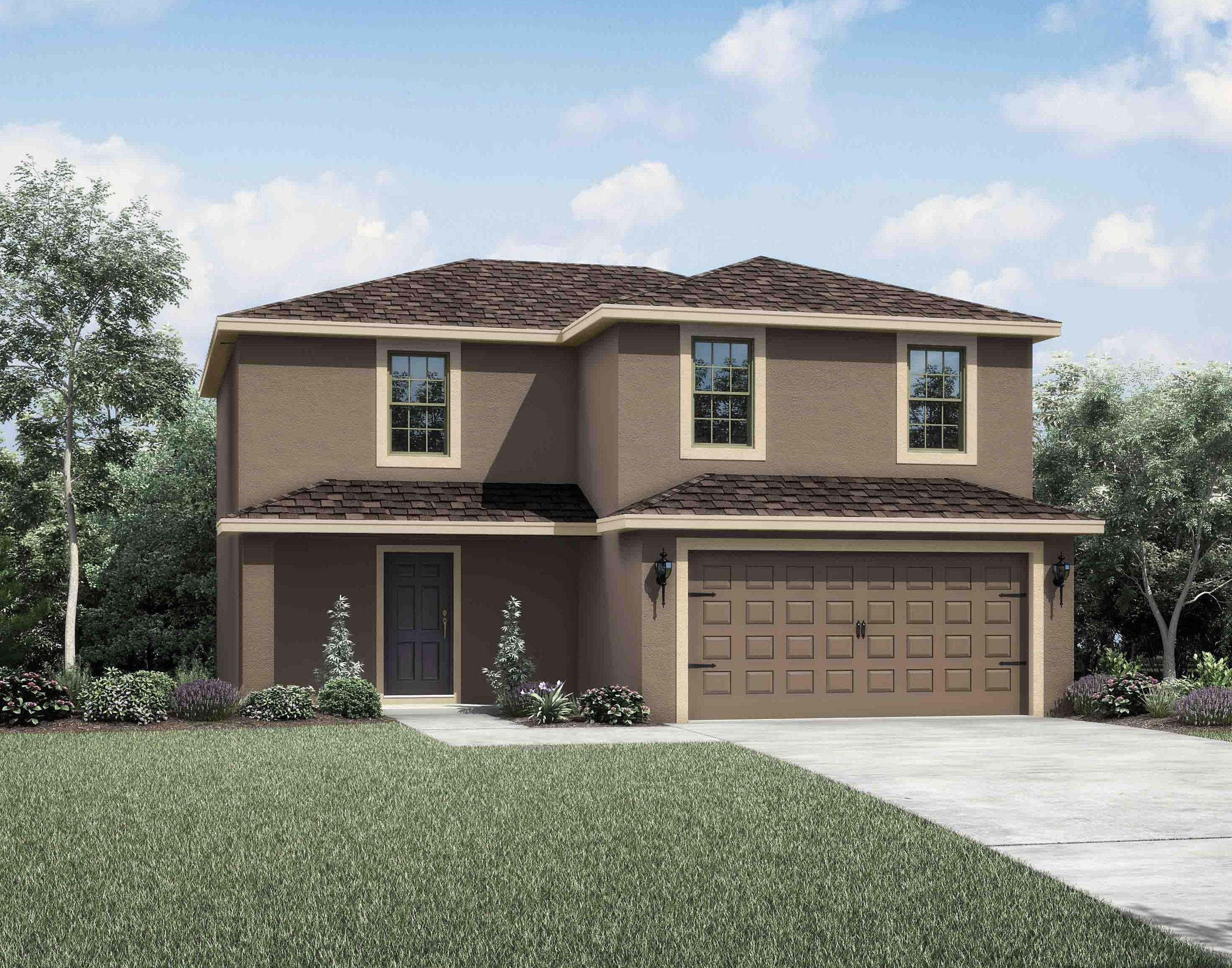 Highlands in Deland FL New Homes Floor Plans by LGI Homes