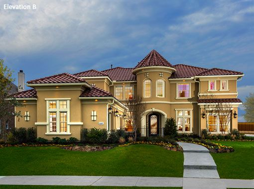 Model homes for sale frisco tx