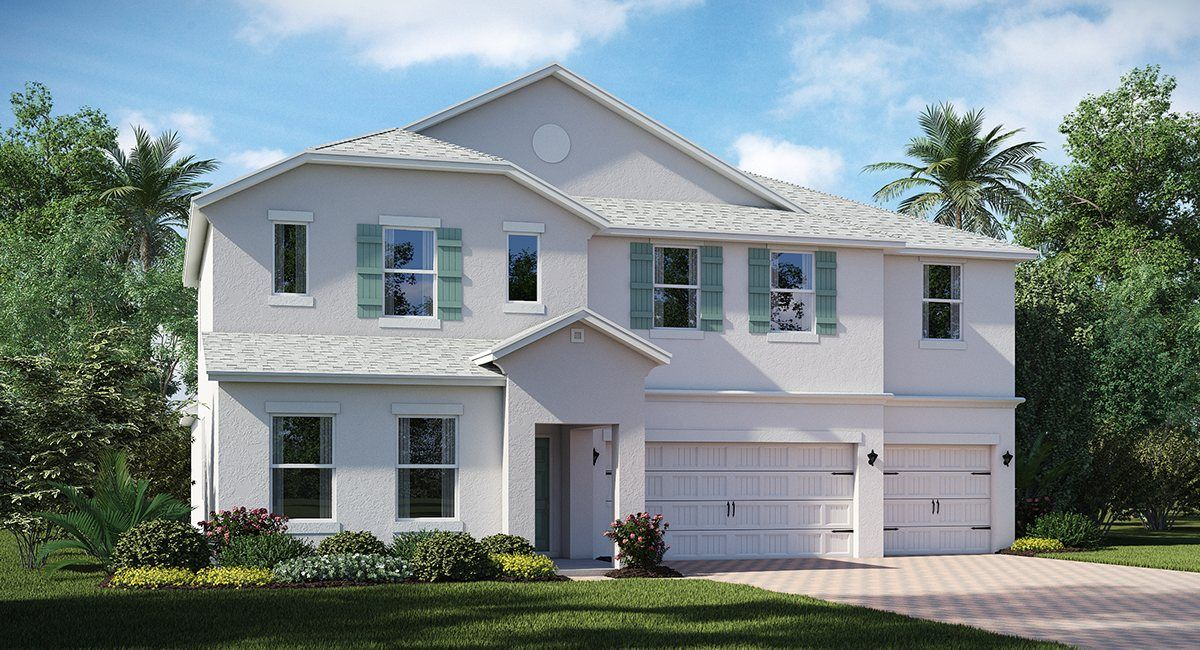 Search For Kissimmee New Homes Sale