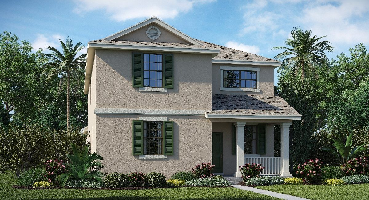 Summerlake Manor Homes By Lennar In Orlando Florida