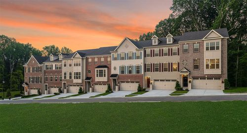 Chapel Creek TH by CalAtlantic Homes in Baltimore Maryland