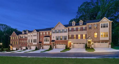 Harman's Preserve TH by CalAtlantic Homes in Baltimore Maryland