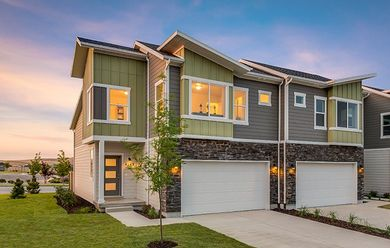 timber e evans ranch townhomes eagle mountain utah candlelight homes - Townehome Holmes Homes Utah Floor Plans