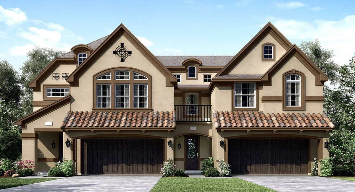 Building New Home houston, tx new golf community homes for sale