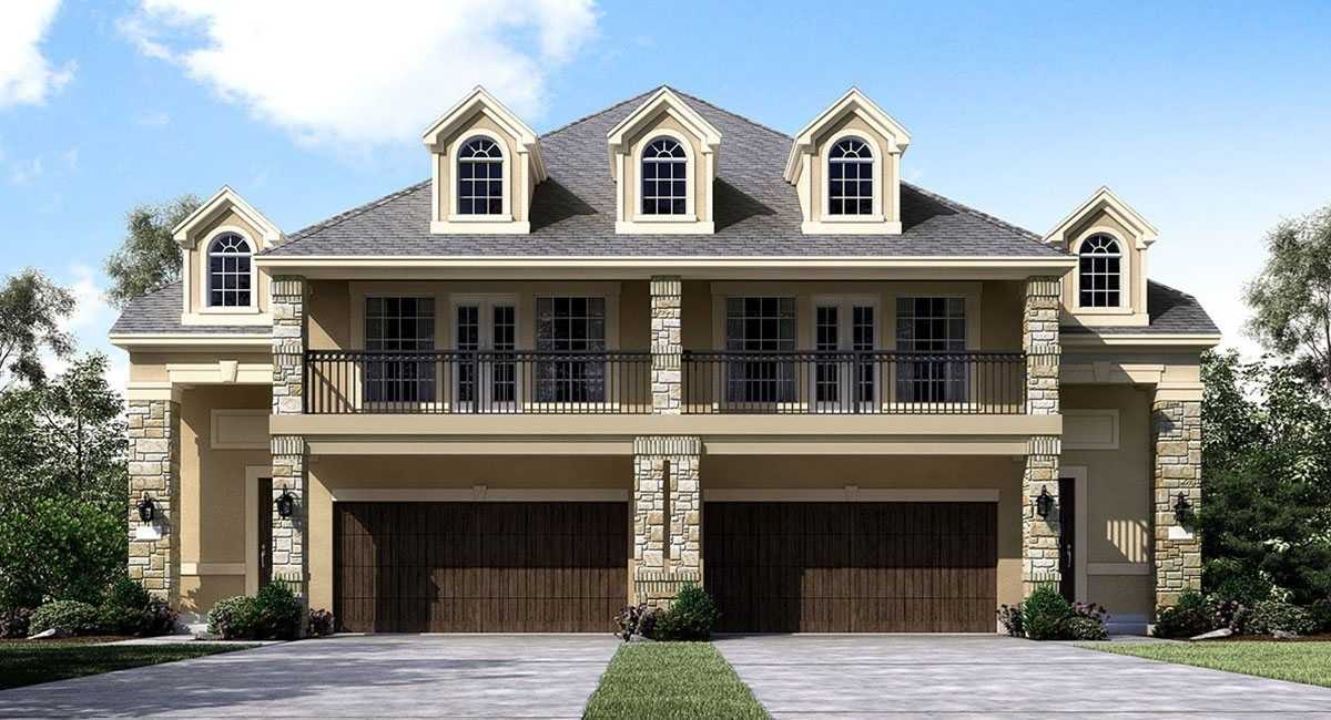 Creekside Park New Homes For Sale In Houston TX