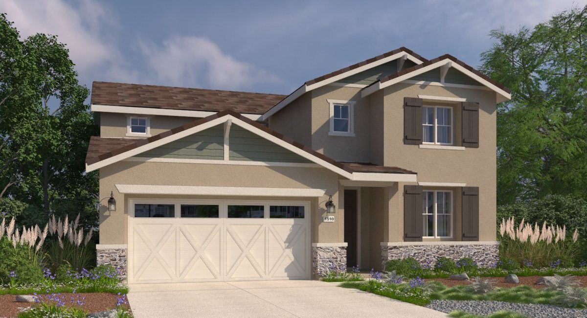 The grove in redlands ca new homes floor plans by lennar