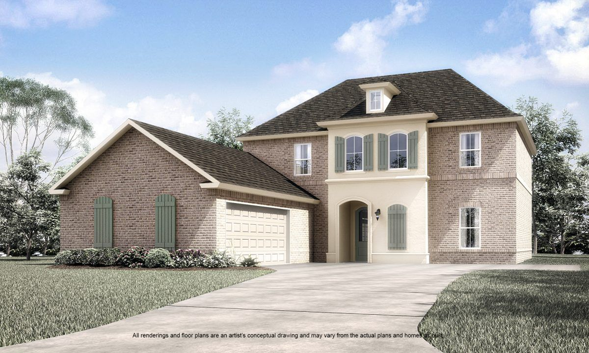 baton rouge new homes - 457 homes for sale
