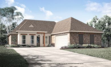 New Construction Homes and Floor Plans in Zachary, LA | NewHomeSource