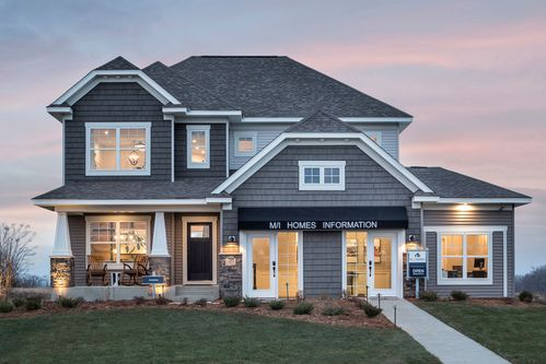 Copper Hills by M/I Homes in Minneapolis-St. Paul Minnesota