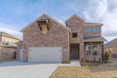 Timberstone Creekwood Saginaw Texas M I Homes