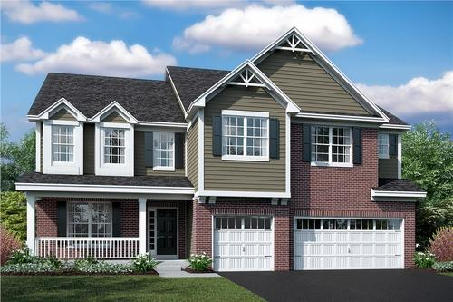 New Homes In Tinley Park IL