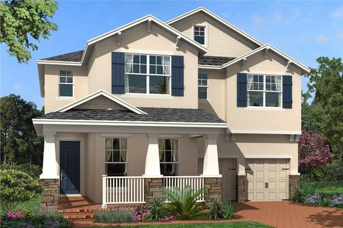 New Homes In Winter Garden, Fl | 2,909 New Homes | Newhomesource