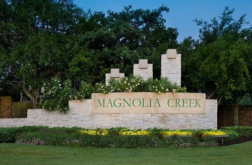Magnolia Creek By In Houston Texas