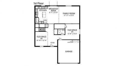 Maronda Homes Baybury Floor Plan