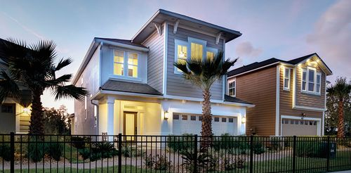 Bartram Park Preserve By Mattamy Homes In Jacksonville St Augustine Florida