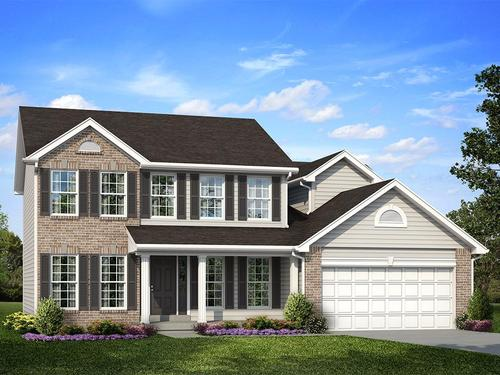 The Hermitage II at Hannah Ridge Estates