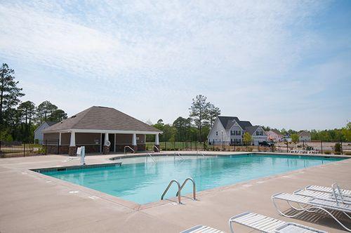 Braxton Village By McKee Homes In Fayetteville North Carolina