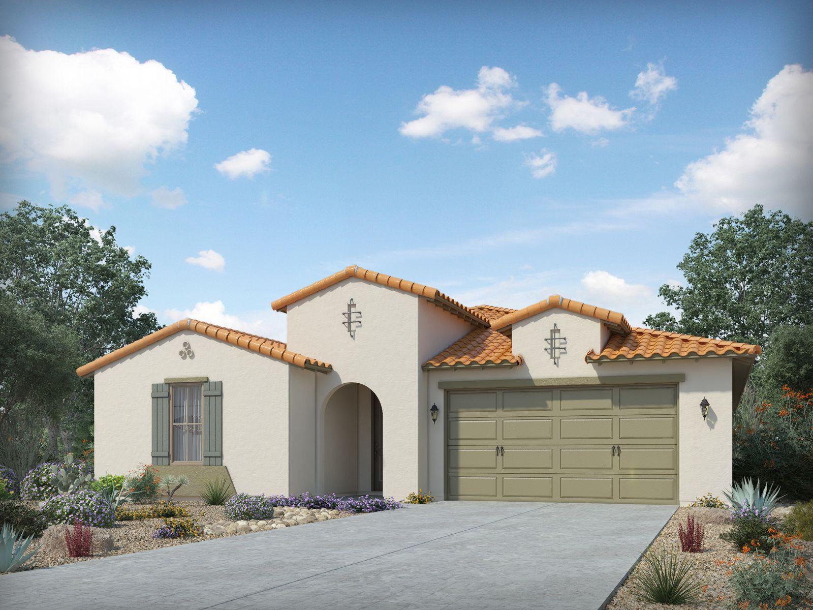 New Homes for Sale Goodyear Arizona