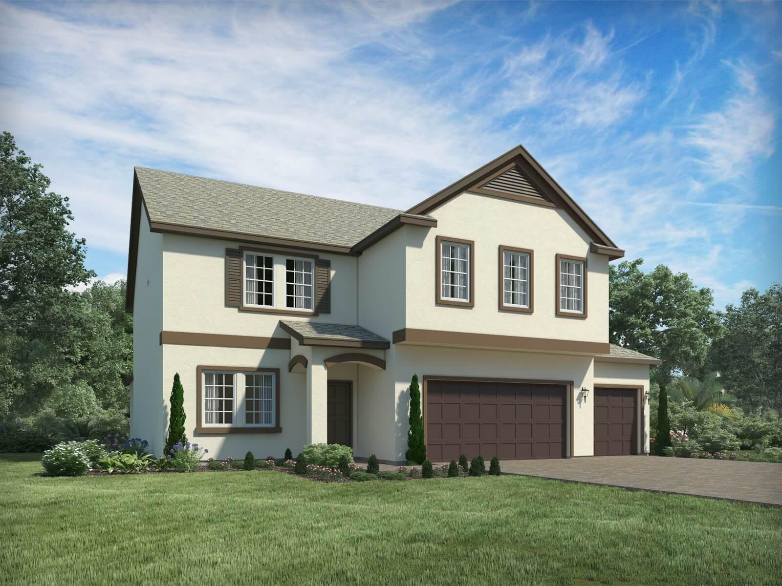 Astoria   Fullers Oak: Winter Garden, Florida   Meritage Homes