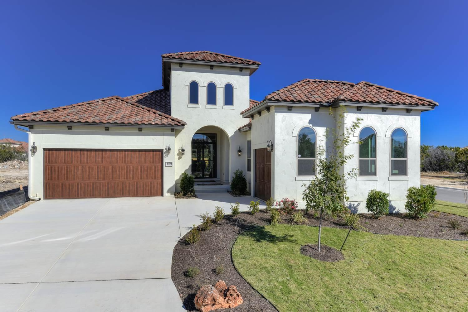 Garden Villas At Bentley Manor By Monticello Homes In San Antonio Texas