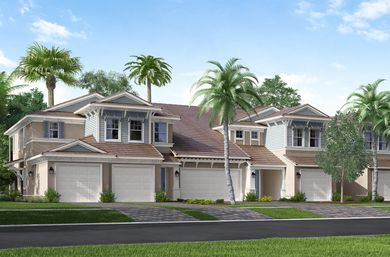 Richmond Park New Homes For Sale In Naples FL