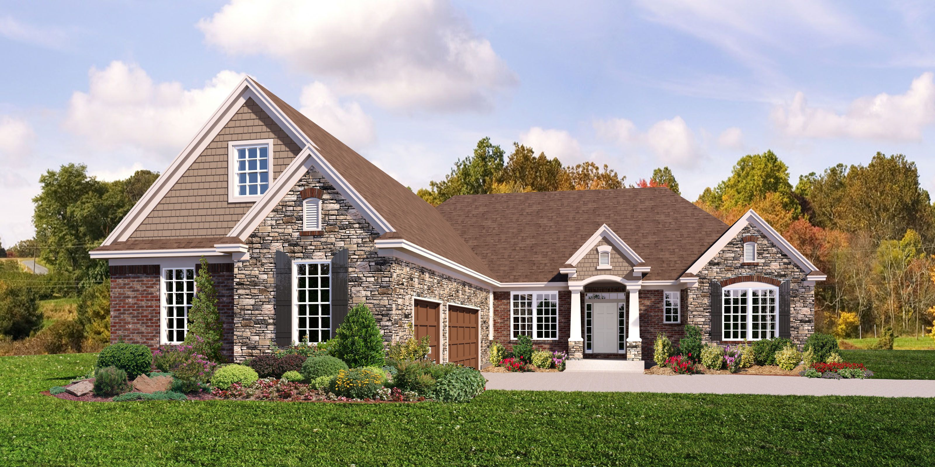 Waterfront Homes in New munities in Dayton Springfield