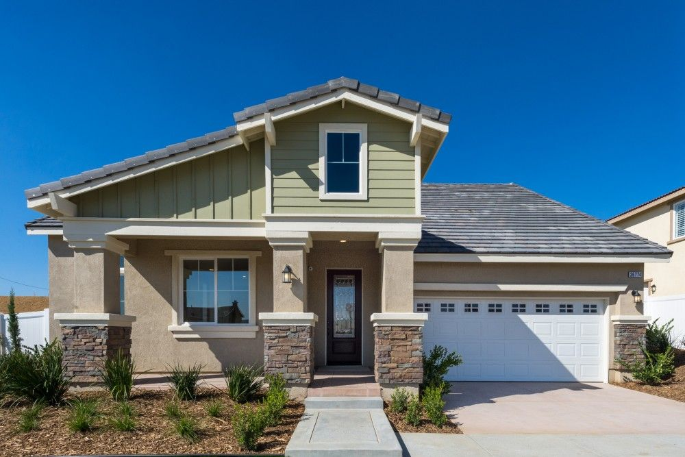Search Moreno Valley New Homes, Find New Construction in Moreno Valley, CA