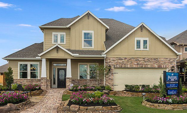 Towne lake in cypress tx new homes floor plans by plantation homes community image 19 fandeluxe Image collections