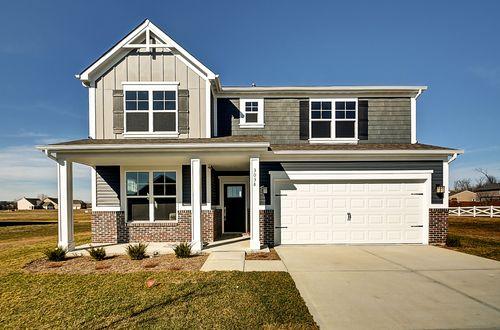 Wg Builders pyatt builders brownsburg in communities homes for sale