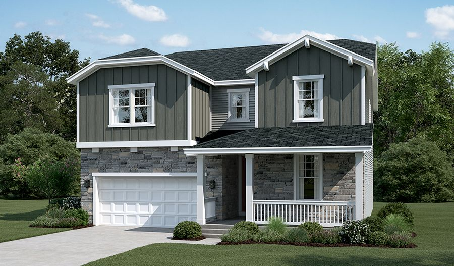 Jennell Estates In Bristow, VA, New Homes U0026 Floor Plans By Richmond  American Homes