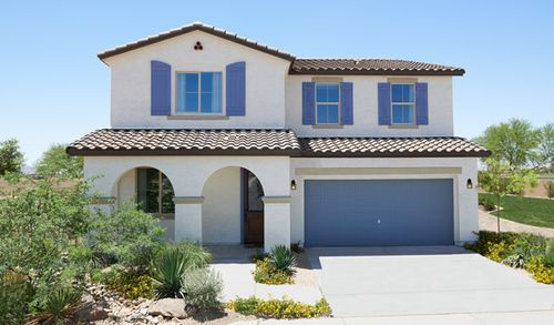 River Grove South By Richmond American Homes In Las Vegas Nevada