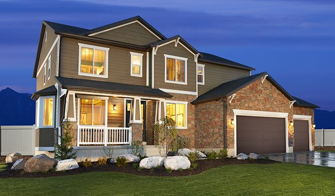 New Homes In Stansbury Park UT