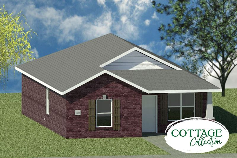 Cottage Plan 2