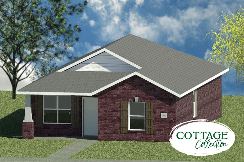 Cottage Plan 1
