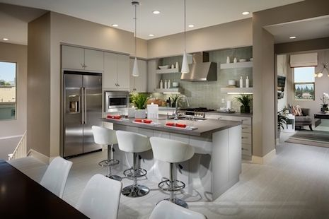 The District In Northridge, CA, New Homes U0026 Floor Plans By Shea Homes    Family