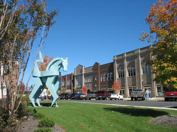 Locust Town Center