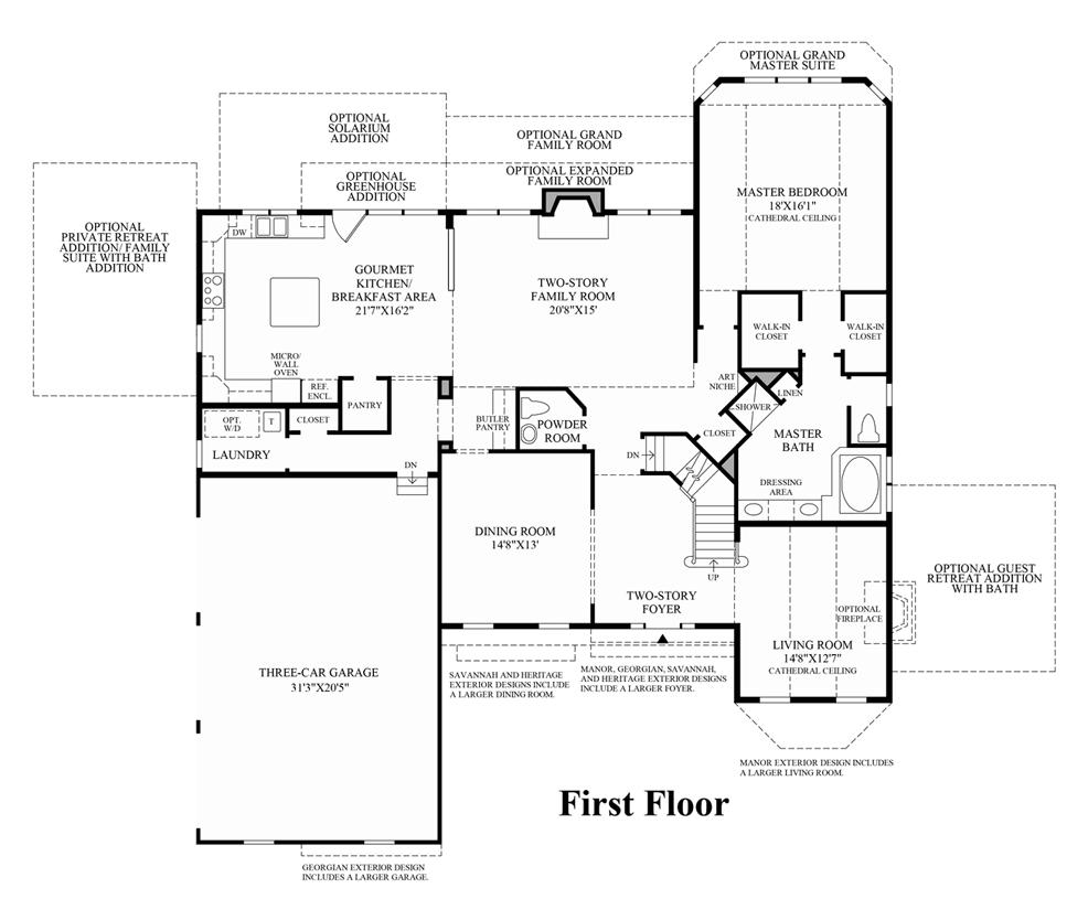 Waterford Plan, Wilmington, Delaware 19808 - Waterford Plan at ...