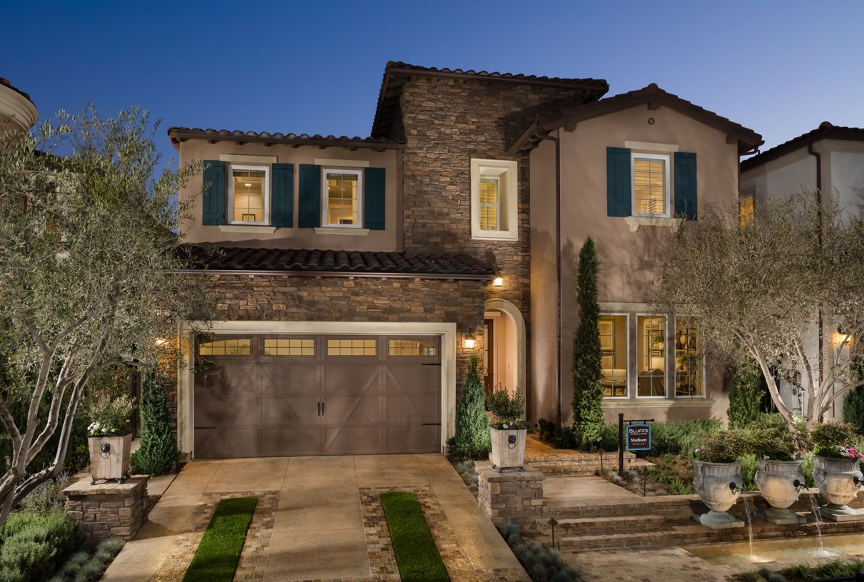 new homes in porter ranch, ca - homes for sale | new home source